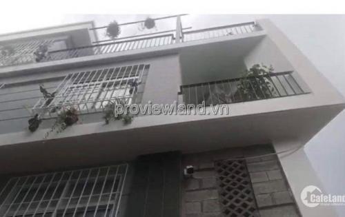 Bán nhà phố tại đường số 2 phường Thạnh Mỹ Lợi 4 lầu 140m2 4PN