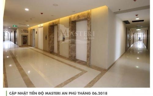 Chính chủ cần bán căn hộ 2pn Masteri An Phú - Miễn trung gian.