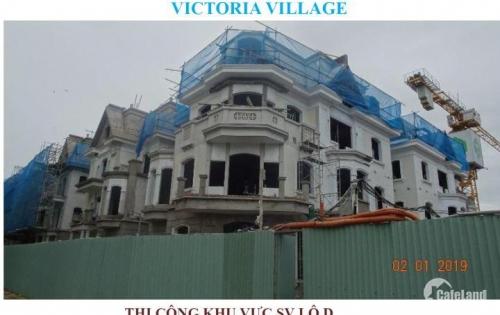 Biệt thự Victoria Village Thạnh Mỹ Lợi Quận 2,  1 trệt 2 lầu, CK 3.5% -  0902.247.239