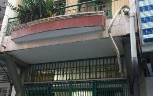 Cần tiền bán gấp nhà hẻm 6m, Nguyễn Thiện Thuật, P2,Q3, nhà 1 trệt 1 lầu, giá 5 tỷ 6