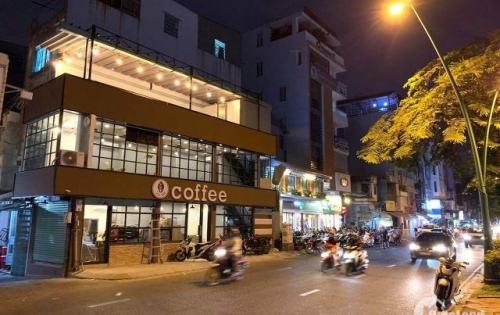 Bán nhà góc 2Mt vị trí đẹp nhất Trường Sa-p12-q3 ngang 12m sâu 3,5m, vừa ký thuê với bên chuỗi Cafe thương hiệu sẽ bán 24/24h, Hđ thuê 50tr/tháng. 12,8 tỷ