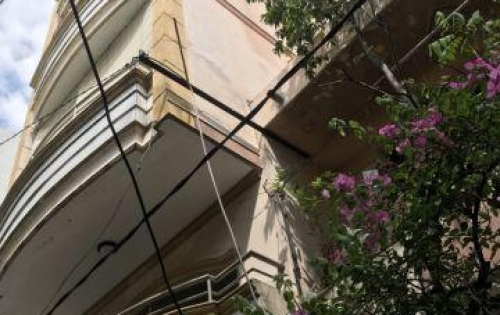 Bán căn hộ dịch vụ 10 phòng đường Nguyễn Đình Chiểu,P4,Quận 3.Gía:7.2 tỷ.