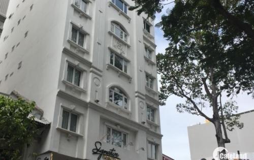 Bán Tòa nhà MT Lý Chính Thắng, DT: 11.5x30m