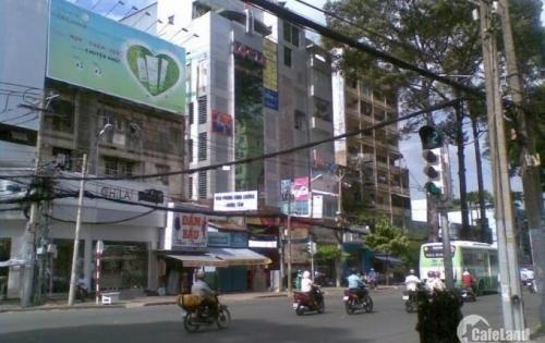 Bán nhà 2 mặt tiền Lý Chính Thắng, P. 8, Q. 3 DT: 4.2x20m trệt 3 lầu giá: 24.5 tỷ