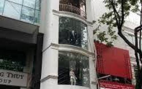 Bán nhà MT Nguyễn Sơn Hà- Cao Thắng Q3, 7x15m, căn hộ dịch vụ 6L, thu nhập 100tr/th, giá 24 tỷ