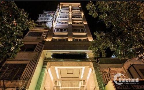 Bán nhà Điện Biên Phủ - Hai Bà Trưng, Q3, DT: 4x25m,5 lầu, thuê 99tr/th, giá bán 27 tỷ