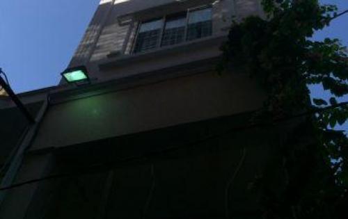 Vỡ nợ bán nhà 4 lầu,cách mặt tiền Lê Văn Sỹ 20m.Gía:12.7 tỷ.