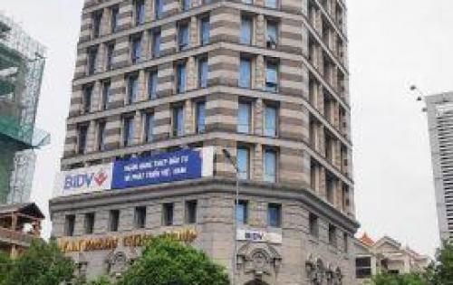 Tòa nhà MT Lý Chính Thắng, Quận 3, DT: 11x30m, xây 1 hầm 10 lầu, Giá 185 tỷ