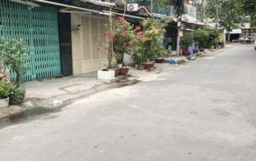 Bán nhà trệt tiện kinh doanh mặt tiền hẻm xe hơi 277 Khánh Hội quận 4.