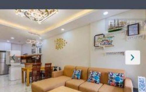 Chuyển nhượng căn hộ 2 phòng ngủ  full nội thất The Gold View quận 4