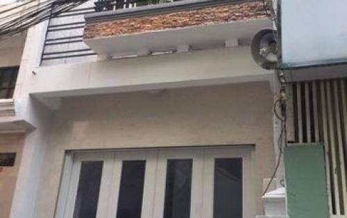 Bán nhà HXH 1 xẹt Trần Hưng Đạo P1 Q5