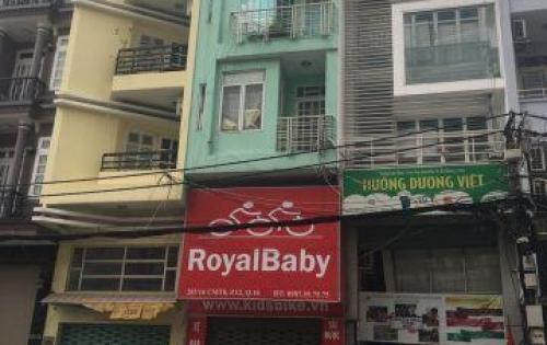 Bán nhà mới đẹp 3 lầu giá rẽ chỉ 11,6 Tỷ đường Phan Văn Trị P7 Q5 DT: 3,5m x 12,5m