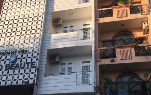 Bán căn nhà 4L DT đẹp 4,6m x 15m Trần Phú giá tốt nhất trung tâm quận 5 chỉ 21,5 Tỷ