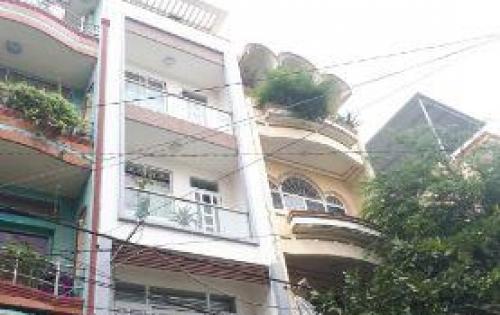 HXH Trần Bình Trọng, Quận 5, DT: 6.2x12m, xây trệt 3 lầu, giá 12.5 tỷ