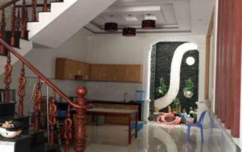 Bán lẹ nhà mặt tiền ở Bà Hom dt 4.5x16m giá 2.1 tỷ, gọi 076.39.38.372 Tâm