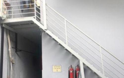 Bán dãy nhà trọ 8 phòng mới đẹp hẻm Bùi Văn Ba Phường Tân Thuận Tây Quận 7