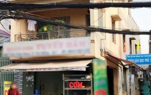 Cần bán nhà 1 lầu MT Trần Xuân Soạn, P. Tân Kiểng, Quận 7