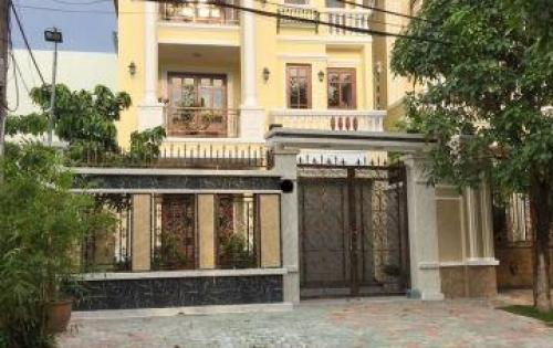 Bán gấp biệt thự 2 lầu 307m2 KDC Nam Long - Phú Thuận P. Phú Thuận Quận 7.