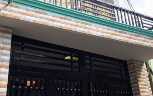 Bán nhà 1 lầu mới đẹp hẻm 588 Huỳnh Tấn Phát quận 7.