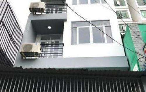 Cần bán nhà lửng, 3 lầu MT hẻm 791 Trần Xuân Soạn, P.Tân Hưng, Q.7.