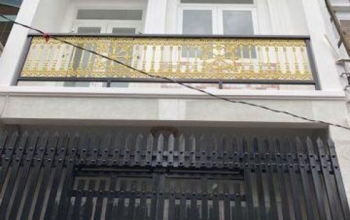 Bán nhà đẹp 1 lầu đúc hẻm 88 Nguyễn Văn Quỳ Quận 7