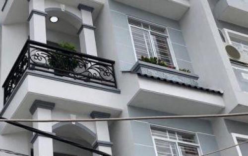 Bán nhà mới 2 lầu (nở hậu) hẻm 1135 Huỳnh Tấn Phát Quận 7-4x14m-4.9 tỷ