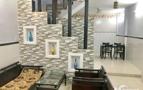 Bán nhà đẹp 1 lầu hẻm 861 Trần Xuân Soạn Phường Tân Hưng Quận 7