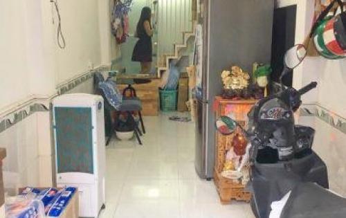 Bán nhà 1 lầu đẹp hẻm 60 đường Lâm Văn Bền Phường Tân Kiểng Quận 7.