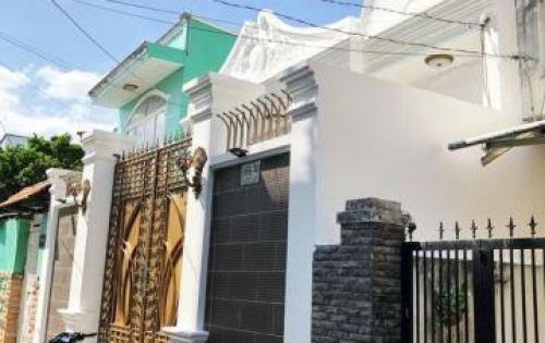 Cần bán biệt thự mini mới hoàn thiện tuyệt đẹp hẻm 1056 Huỳnh Tấn Phát, P. Tân Phú, Quận 7.