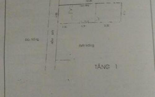 Bán nhà 1 lầu mặt tiền hẻm đường số 47 quận 7.