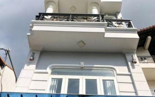 Bán gấp nhà trệt, lửng, 2 lầu, ST hẻm 99 Nhánh Cầu Tân Thuận 2, P. TTT, Q7.