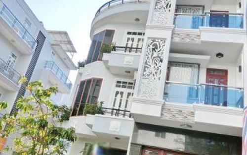 Bán nhà 3 lầu đẹp mặt tiền Đường số Khu dân cư Phú Mỹ quận 7.