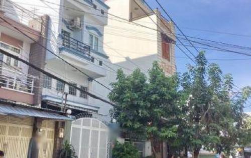 Bán nhà mới đẹp 3 lầu mặt tiền Huỳnh Tấn Phát Quận 7