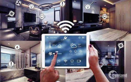 Căn hộ Sunshine city Sài Gòn lần đầu tiên sử dụng công nghệ 4.0 tích hợp các tiện ích chỉ trong chiếc smartphone
