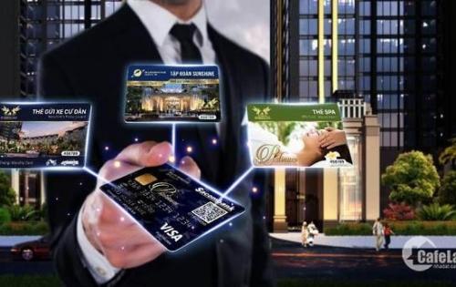 Sunshine City Sài Gòn căn hộ dát vàng , phủ kính Low-e 3 lớp . Vận hành công nghệ 4.0 hiện đại . Giá chỉ từ 43-55tr/m2