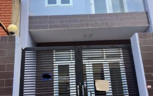 Bán nhà 1 lầu mới hẻm 101 đường số 53 P. Tân Quy Quận 7. Giá 1.35 tỷ