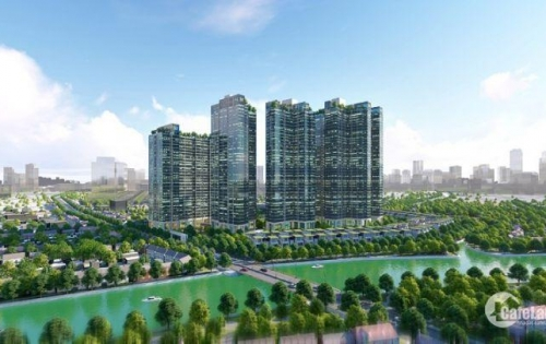 Bán GĐ1 căn hộ Sunshine City Sài Gòn, Quận 7 với công nghệ 4.0, nội thất mạ vàng, CK lên đến 12%