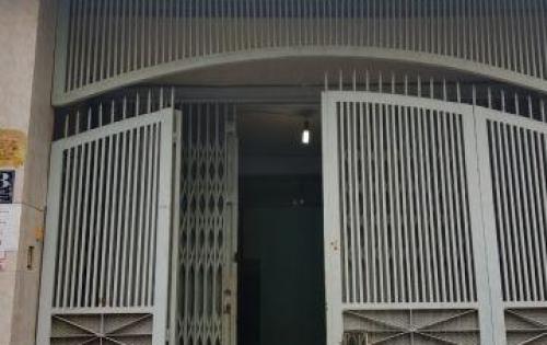 Nhà MT đs 33 P. Tân Kiểng 3,5x22 cấp 4 1 lững