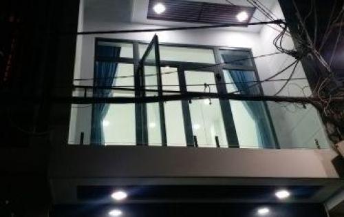 Bán nhà Mặt tiền hẻm xe hơi 502 Huỳnh Tấn Phát, Q7_dt 4x11m