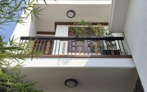 Nhà mới ở liền sổ riêng HXH 1041 Trần Xuân Soạn. 3 lầu, 4PN, hướng Nam