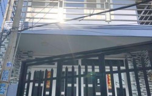 Bán nhà 1 lầu hẻm 380 Lê Văn Lương Quận 7-4.1x12m-2.6 tỷ