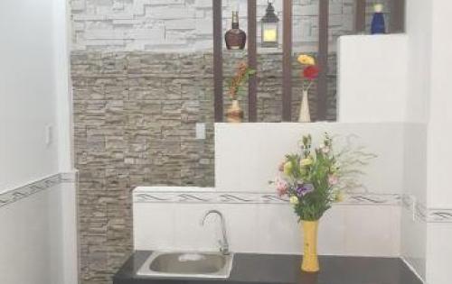 Bán nhà 1 lầu mới đẹp hẻm 167 Huỳnh Tấn Phát quận 7.