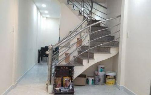 Bán nhà 1 lầu mới đẹp hẻm 1041 Trần Xuân Soạn quận 7.