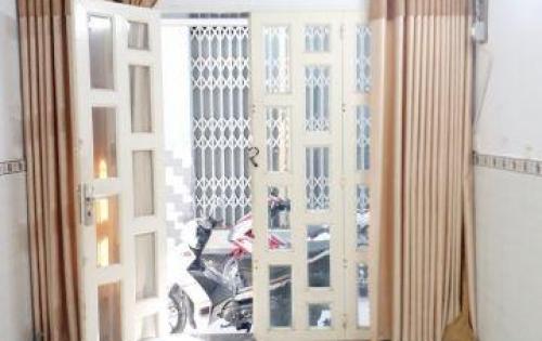 Bán nhà hẻm 14B đường Hưng Phú Phường 8 Quận 8