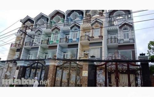 Bán dãy nhà phố ngã 4 An Dương Vương - Võ Văn Kiệt, Phường 16, Quận 8 3.150.000.000 đ