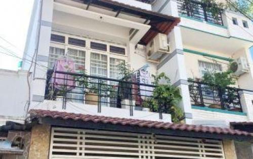 Bán nhà mặt tiền 2 lầu hẻm xe hơi đường Phạm Hùng Phường 4 Quận 8