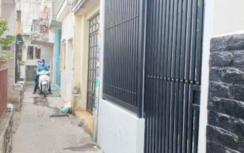 Bán nhà mới 1 lầu hẻm 14 đường Nguyễn Duy Phường 9 Quận 8