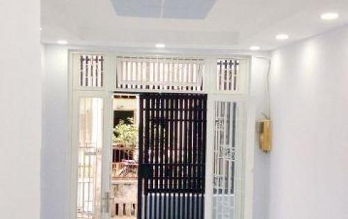 Bán nhà mới hẻm 14 đường Nguyễn Duy Phường 9 Quận 8