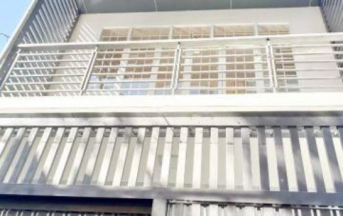 Bán nhà 1 lầu hẻm 3m đường Hưng Phú Phường 10 Quận 8