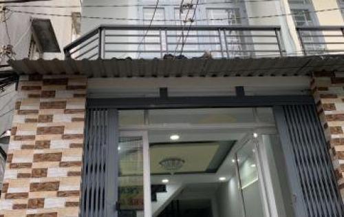 Bán nhà 44m2, 2 tầng, hẻm xe hơi, Dương Bá Trạc phường 2 quận 8. Giá 4,4 tỷ